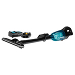 Makita DVC750LZX3 18V Stofzuiger Body met Nat Filter in Doos