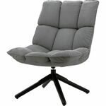 Fauteuil Pedro Antraciet