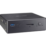 QOTOM Mini Pc Intel Kern I3-7100U Barebone 6 Gigabit Ethernet Machine Micro Industrieel Q535G6 Multi-netwerkpoort