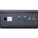 HYSTOU H2 I3 5005U Barebone Mini PC Intel HD Graphic 5500 Gigabit LAN and 2.4GHz WiFi