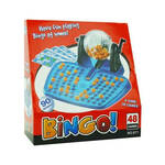 Classic Lotto Bingo Game Machine Rotary Cage Familiefeest Educatief Spel Speelgoed
