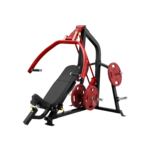 Steelflex Plate Load 2 Chest and Shoulderpress Machine