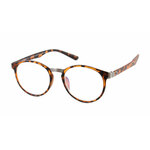 Leesbril Frank and Lucie Eyecon FL12400 Amber Brown +1.50
