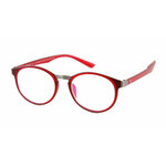 Leesbril Frank and Lucie Eyecon FL12400 Amber Brown +2.50