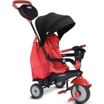 smarTrike 4 in 1 Driewieler Junior Groen/Grijs