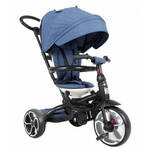 QPlay Rito Air Deluxe Junior Zwart/Blauw