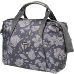 "Enkele fietstas New Looxs ""Take away bag"" Hybride - links - 16 liter - zwart"