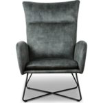 FAUTEUIL COBY BLAUW