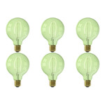 10 stuks 5 * 13 MM F5 Neon Bubble 5 MM Groen Licht Neon Lamp Indicator