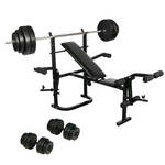 Steelflex NEO Series Olympic Decline Bench
