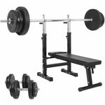 Steelflex NEO Series Olympic Incline Bench