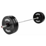 PTessentials CROSSFIT Coloured Bumperplate Halterset - verwacht mei