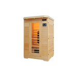 Infrarood Sauna Classico 1 130X100 Cm 2100W 2 Persoons