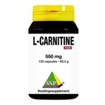 Acetyl-L-Carnitine 500 mg (50 vegicaps) - NOW Foods