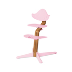 Nomi NOMI highchair complete set vanaf de geboorte Basis walnoot nature oiled en stoel antraciet