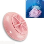 Moyu XPB08-F1C Draagbare Mini Kleding Wasmachine Compacte Opvouwbare Ondergoed Wasmachine voor Reizen Thuis Camping Appa