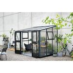 Exterior Living | Gleufpaal systeem 22 mm - tussen | 9x9x270 cm