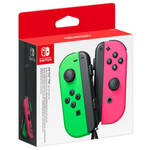 Nintendo Switch Joy-Con (L/R) Controllers - Neon Rood (L)/Neon...
