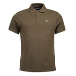 Moose Knuckles heren Polo Wit m10mt712/160