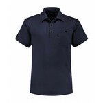 Moose Knuckles heren Polo 182 Groen M10MT712/182
