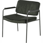 Zuiver BUBBA retro lounge fauteuil pink