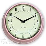 Invotis Record Player Clock - Rood