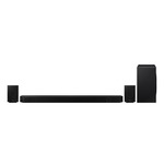 Bluesound: Pulse 2i Draadloze Soundbar - Zwart