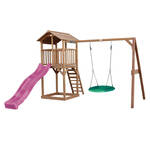 Jungle Gym | Farm + Mini Picnic | DeLuxe | Donkergroen