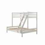 Pino stapelbed wit (90 x 200)