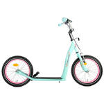 Bike Fun step Bike2Go 24 Inch Unisex V Brake Rood