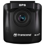 "Transcend 16G DrivePro 130 Dashcam 2,4"" LCD with Adhesive Mount"