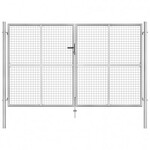 Exterior living | Tuinpoort Curtis 100x180 | Glas | Smalle plank