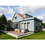 Leuk 3 persoons appartement in Friesland