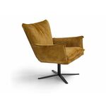 By-Boo Vice Fauteuil 76 cm Oud Roze Velours