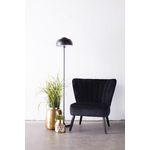 Lounge Fauteuil Flair Golden Brown