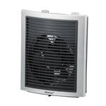 Eurom Safe-T-Fan heater 2000 LCD Ventilatorkachel 2000watt Wit 350609