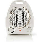 DOMO DO7344H Keramische ventilatorkachel 40 m² Wit