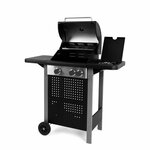 BBQ collection rond verrijdbare barbecue