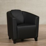 By Boo Babe Fauteuil 74 cm Zwart Stof