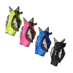 Bucas Buzz Off Zebra Fly Mask - S